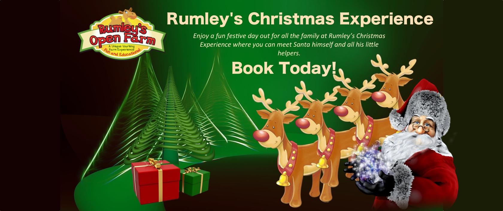 Rumleys Christmas Experience